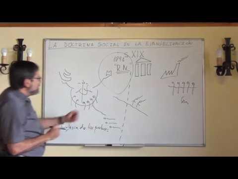 La doctrina social de la iglesia y la evangelización