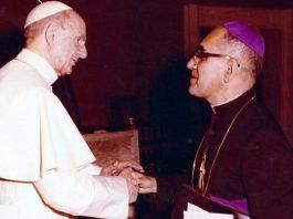 Pablo VI y Romero modelos de vida para los jóvenes