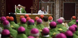 Encuentro protección menores en la Iglesia: discurso del Papa Francisco