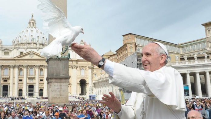 Mensaje Papa Francisco Jornada Mundial Paz