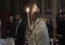 Papa Francisco ante el Coronavirus