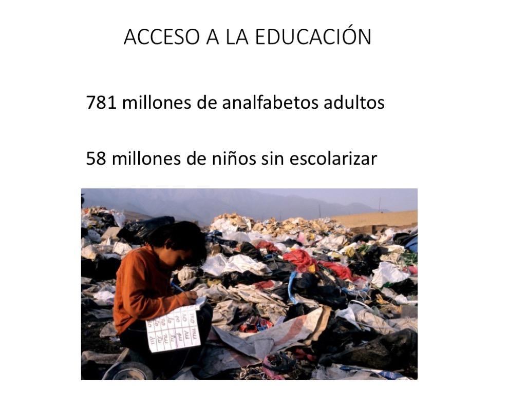 educación digna