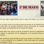 1º de Mayo - SOLIDARIDAD