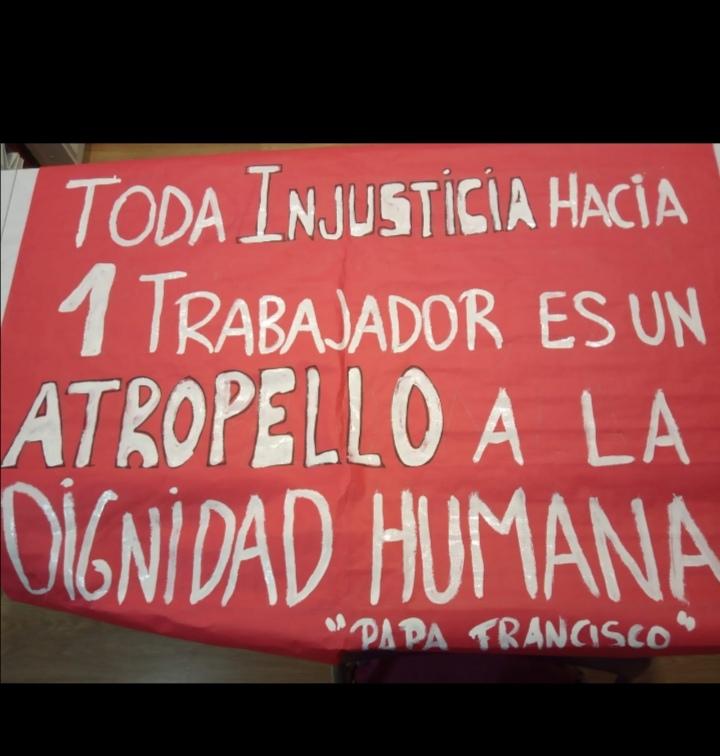 trabajo dignidad humana